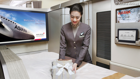 Asiana Business Suite